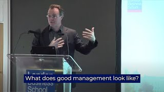 2 tips for developing good management skills|London Business School