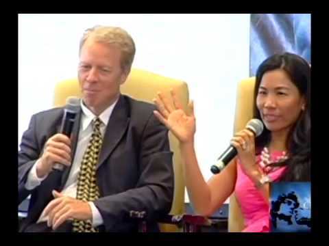 Maid to CEO: Inspirational Talk presented by Rebecca Bustamante_Part5_Panel Interview