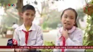 """""""Hoa hậu Hoàn Vũ nhí"""" Phiên Bản học sinh tiểu học."""