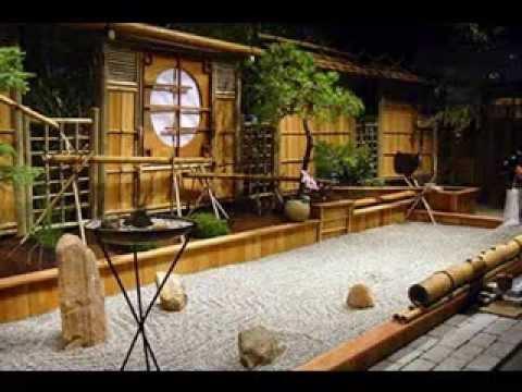 Small japanese garden design youtube for Japanese tea garden design ideas