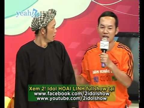 Hoai linh Idol 2011 phần 4