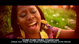 Imela (thank you) Official video with lyrics
