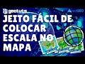 ArcGIS 9.3 #004 - Como colocar a escala no mapa