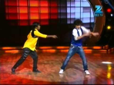 Dance India Dance Season 4 January 18 2014 - Sumedh & Biki Das...