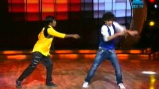 Dance India Dance Season 4 January 18, 2014 - Sumedh & Biki Das