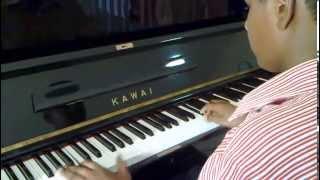 Merisik Khabar Piano Cover