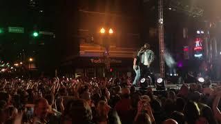 "Download Lagu LIVE! LUKE BRYAN – ""Sunrise, Sunburn, Sunset"" w/ RYAN HURD // NASHVILLE // BROADWAY 2018 Luke's 32 Gratis STAFABAND"