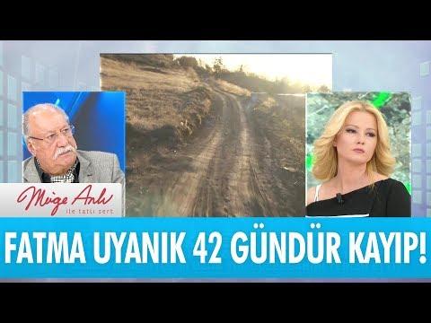 Fatma Uyanık 42 gündür kayıp - Müge Anlı İle Tatlı Sert 16 Kasım