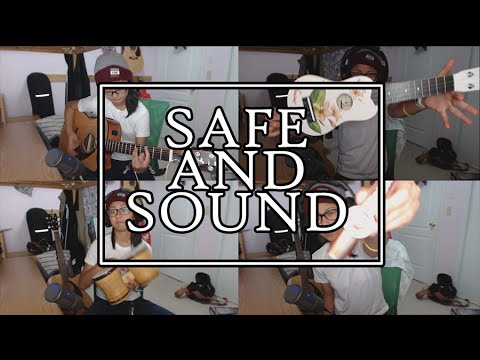Happy Thanksgiving Camper >> Capital Cities - Safe and Sound Acoustic Cover - YouTube