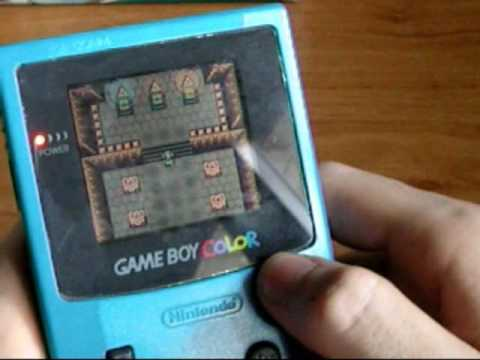 Game Boy Color - 1998 - (CGB-001)