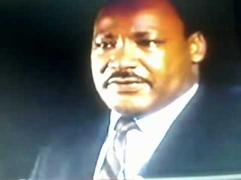 Martin Luther King Jr.'s Last Speech i've Been To The Mountain Tops! video
