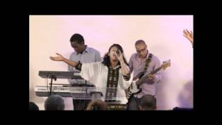 Ayda Abraham with Birmingham choirs - Live Worship