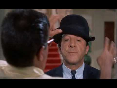 Jerry Lewis- Fix My Hat!