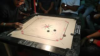 Mumbai University carrom 2018 final shalam vs Vishal set 2