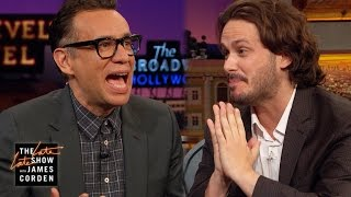 Edgar Wright Would Love to Direct Fred Armisen