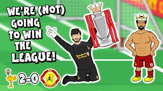"🔴Liverpool beat Man Utd 2-0!🔴 ""We're going to win the league?"" (Highlights Goals Parody)"