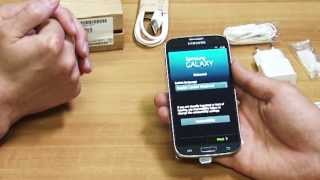 Samsung Galaxy S4 Unboxing European Version