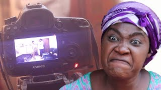 Behind The Scene (Mercy Johnson) - 2018 Latest Nigerian Nollywood Behind The Scene