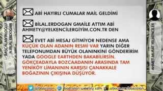 BA$ÇALAN Erdoğan'ın oğlu Bilal ADA Alıyor, Rüşvet Paraları Böyle Aklanıyor