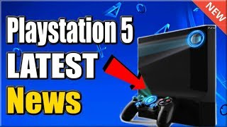 Playstation 5 latest News: PS5 Rumours, SSD, PSVR2 Leaks and Price?? (PS5 NEWS 2019)