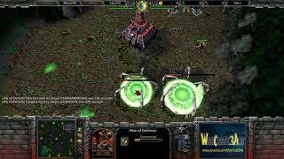 Happy(UD) vs Neytpoh(NE) - WarCraft 3 Frozen Throne - RN3497