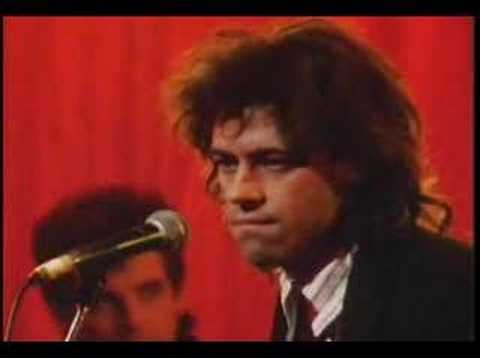 Boomtown Rats - This Is The World Calling