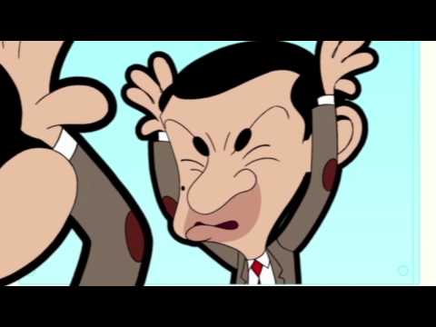 Mr Bean - Trip To The Barbers video