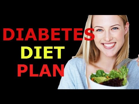 The Best Diabetes Diet Plan | Foods & Healthy Lifestyle For Diabetes