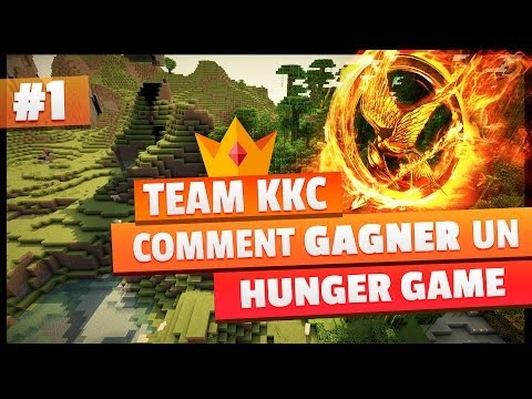 Minecraft: Comment gagner un Hunger Games [FR] [HD]