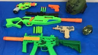 Toy Guns Military Toys NERF Gun Toy Weapons Grenade Sniper