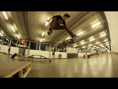 Perfect Tre Tripple Flip - Jonny Giger