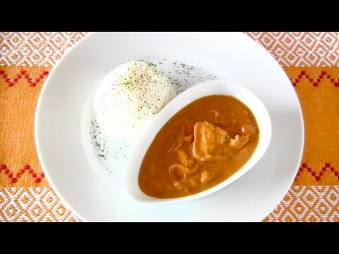 Chicken Tikka Masala (British National Dish) Olympic Recipe  