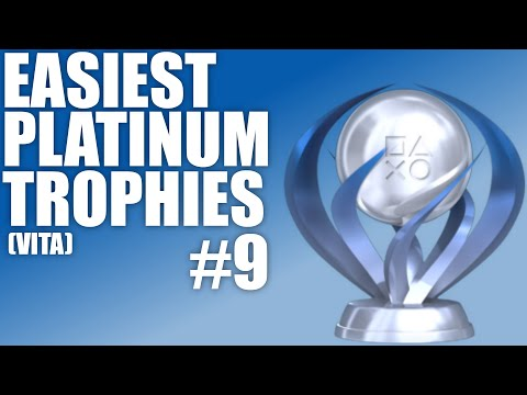 Easiest Playstation Platinum Trophies 2016 (#9)