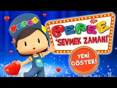 Pepee 26 Aralık'ta İstanbul Büyükçekmece Atatürk Kültür Merkezinde !