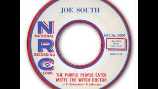 Watch Joe South The Purple People Eater Meets The Witch Doctor video