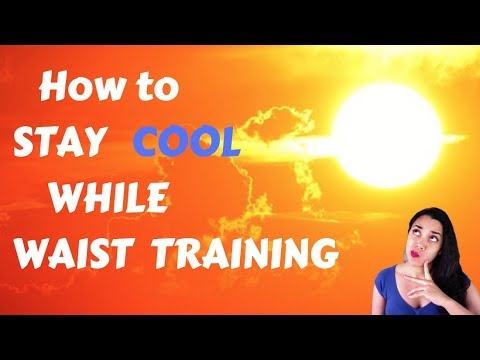 Stay Cool in the Summer while Waist Training! 3 Tips to Prevent Overheating | Lucy's Corsetry