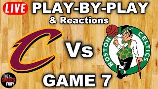 (0 MB) Cavs vs Celtics Game 7 | Live Play-By-Play & Reactions Mp3