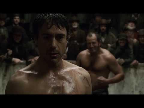 Sherlock Holmes 2009 - Fight Scene 1080p HD