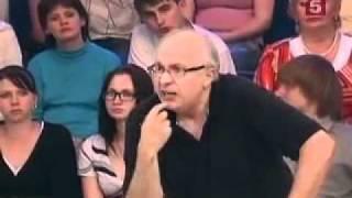 Ганапольский жжот про сталинизм