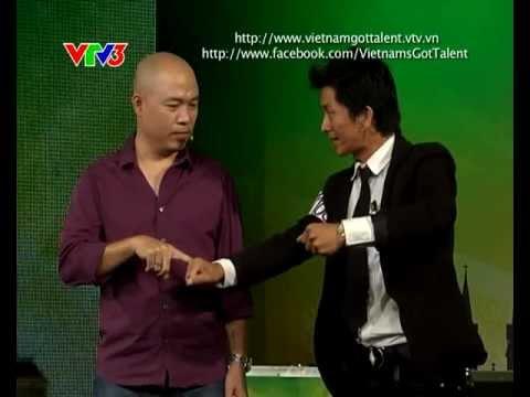 [FULL] Vietnam's Got Talent 2012 - Tập 5 Vòng loại sân khấu (30/12/2012)