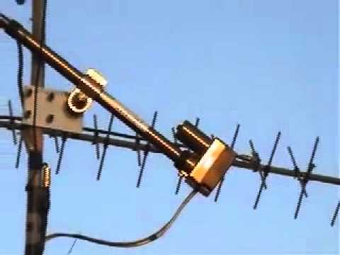 amaterska satelitska antena