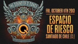 The Sound of Q-Dance 2014 Chile | Hardstyle | Goosebumpers