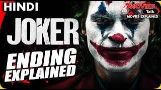 JOKER : (2019) - Ending Explained In Hindi