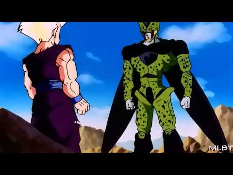 Ssj2 Gohan Vs Cell 1080p Hd [part 1 3] video