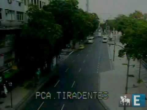 Explosao no Restaurante no Rio