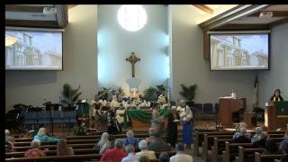 First Presbyterian Church, Port St. Lucie, Pastor Jen