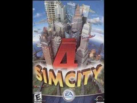 Simcity 4 Music - Shape Shifter