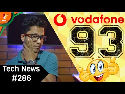 Tech News of The Day #286 - Vodafone 93,Paytm 100mln,Garmin vivofit 4,IDEA 309,Tata Docomo 179