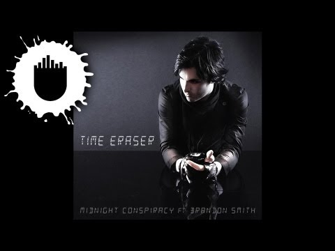 Midnight Conspiracy feat. Brandon Smith - Time Eraser (Cover Art)