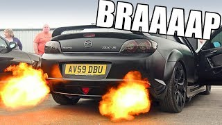 I Thought These Rotary RX8s would BLOW UP!